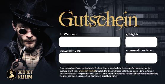 Secret Credits Gutschein